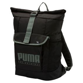 56d206755 Bolsas Puma Bolsa Macuto Puma Drift Mag Bag - Mochilas Negro en ...