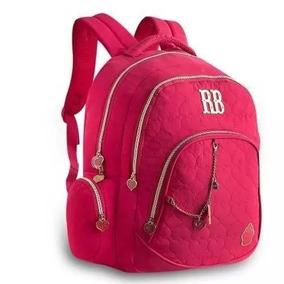 7be3a4afd Mochila Clio Style - Mochila Escolar Rebecca Bonbon no Mercado Livre ...