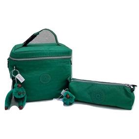 d0b5bd107 Chango Kipling Original (pancho) M xico - Mochilas Verde en Mercado ...