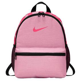 50c7b948271d9 Mochila Nike Q19pv Ba5559-654 Rosa Envio Gratis
