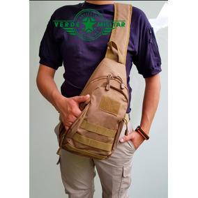 78e56ae700f811 Bolso Mochila Militar Tactica Pechera Cruzada Hombro Hombre en ...