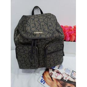 148b100cd37aa Backpack Calvin Klein - Mochilas en Mercado Libre México