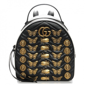 f2fcfe75d Gucci Marmont Inspired - Mochilas no Mercado Livre Brasil