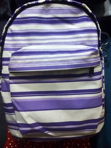 mochilas back pack, diseños de vanguardia