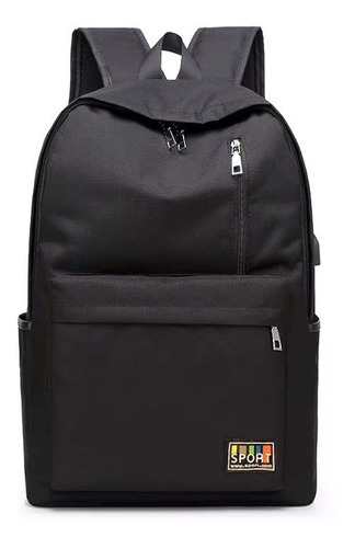 mochilas backpack impermeable con puerto usb