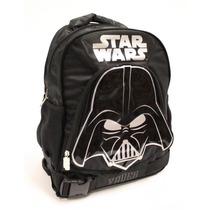 Mochila Disney Star Wars Darth Vader Espalda Acolchada Negro