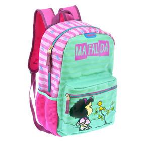 0dd9aa466309a2 Mochilas Chenson Mafalda Primaria Escolares Originales 63940
