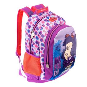 94ddba8c0f10a2 Mochilas Chenson Mafalda Primaria Escolares Originales 63950