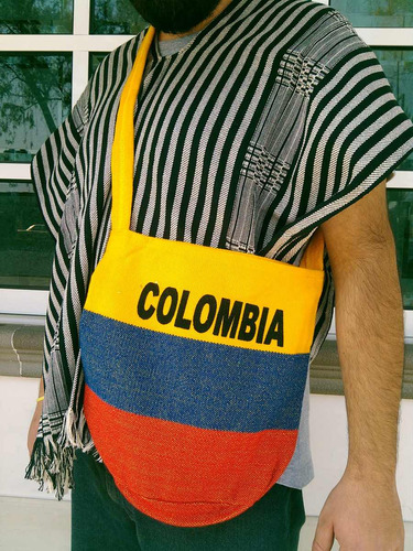mochilas colombianas - morrales colombianos