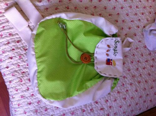 mochilas de género para jardín infantil