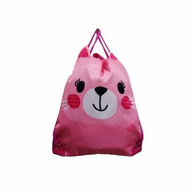 mochilas de lona para niños. zoo bag. originales