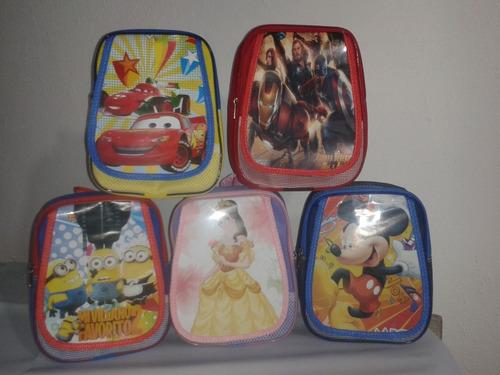 mochilas dulceros fiestas - lona personalizada de regalo