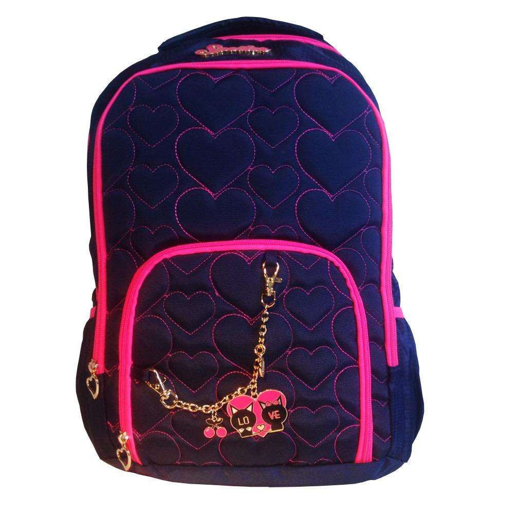 mochilas escolar feminina spector juvenil trabalho +barato. Carregando zoom. a65a566fc4697