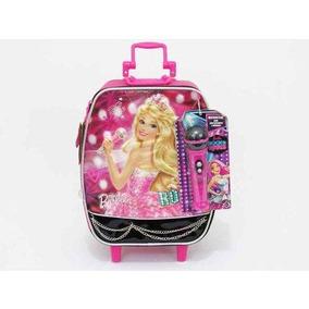 117b23a16 Mochila Infantil Barbie Rock no Mercado Livre Brasil