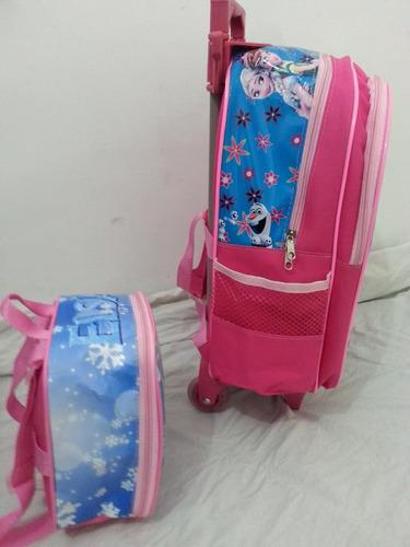 mochilas escolares infantil - personalizadas