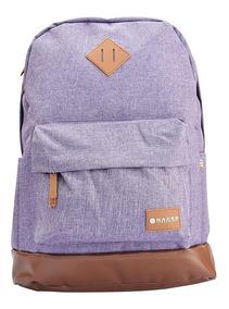 3cc3079ea Mochilas Escolares Juveniles Laptop 15 Comoda Naceb Na-0403