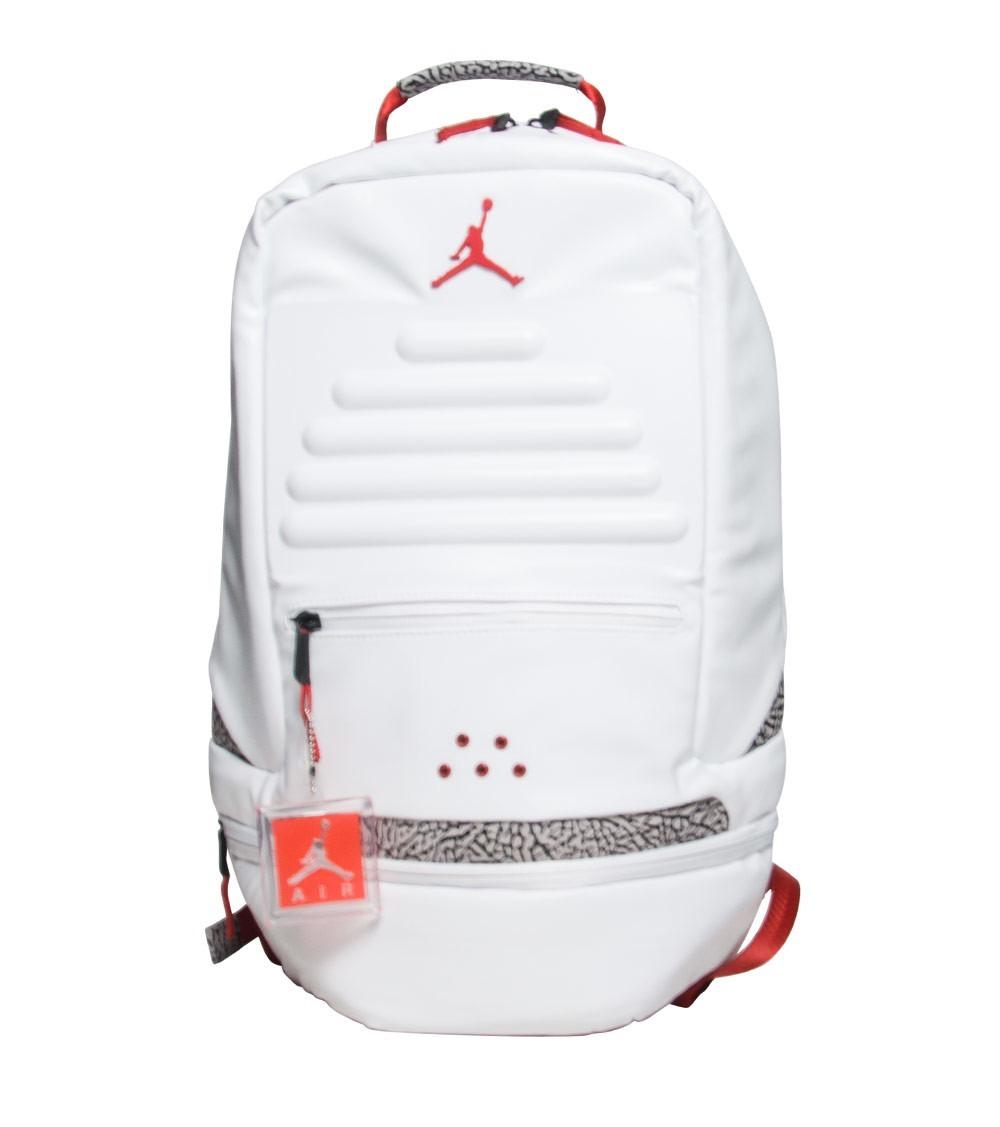 Mochilas Jordan Retro 3 White Cement - Backpack -   6.449,00 en ... 4a78cdd906