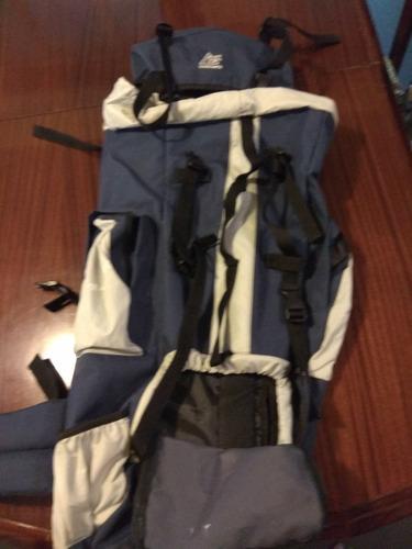 mochilas mochileros camping