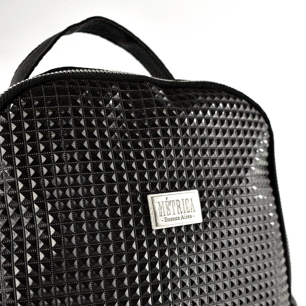 973cc0f97 mochilas mujer símil cuero urbanas negras métrica textura. Cargando zoom... mochilas  mujer urbanas. Cargando zoom.