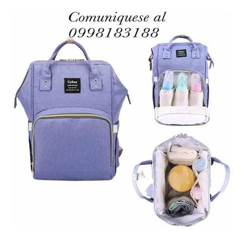 mochilas pañaleras y artículos para niños varios