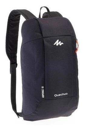 mochilas quechua 10 lts arpenaz. traídas de francia