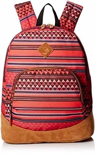 mochilas roxy originales traida de usa universidad gym viaje