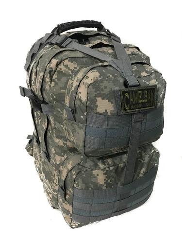 mochilas tacticas camelback 3 straps