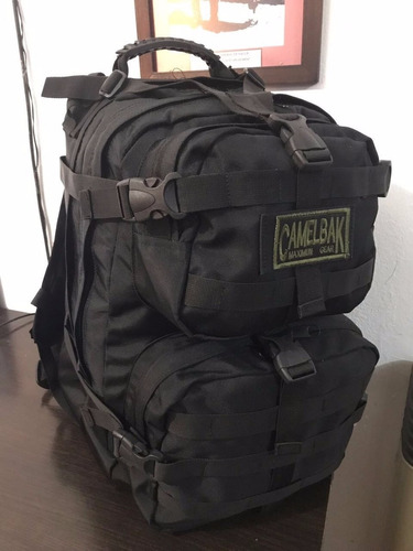 mochilas tacticas camelback 5 straps