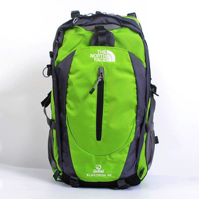 Litros Face Originales Mochilas North 40 The Montaña Camping L45ARj