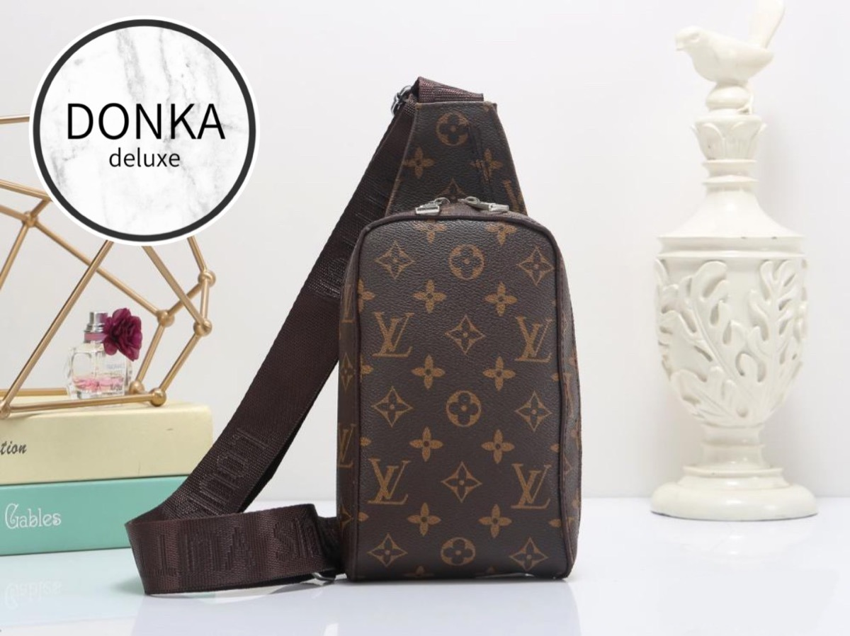 4680683dd Mochilas Tipo Riñonera Louis Vuitton - Donka Deluxe - $ 2.900,00 en ...