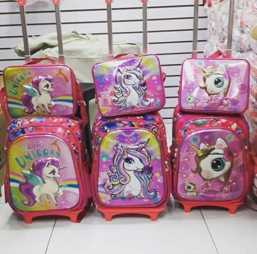 mochilas unicornio
