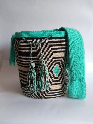 mochilas wayuu grandes originales envio gratis precio promo