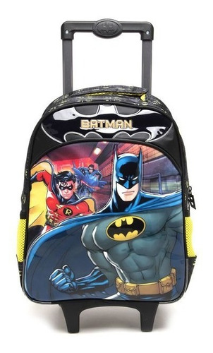 mochilete batman e robin bat squad g xeryus- 7230