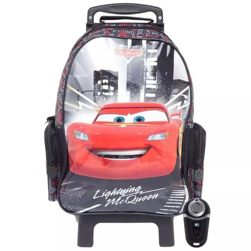 mochilete carros com brinquedo dermiwil- 60111