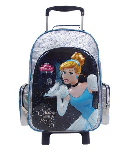 mochilete cinderela princesas dermiwil - 30104