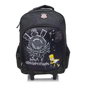 bdd2dee3c Estojo Escolar Dos Simpsons Corinthians no Mercado Livre Brasil