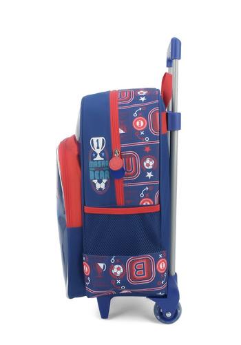 mochilete  masha e o urso m azul -32652