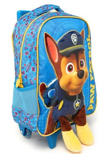 mochilete patrulha canina fluffy g xeryus -7290