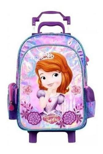mochilete princesinha sofia - 52171