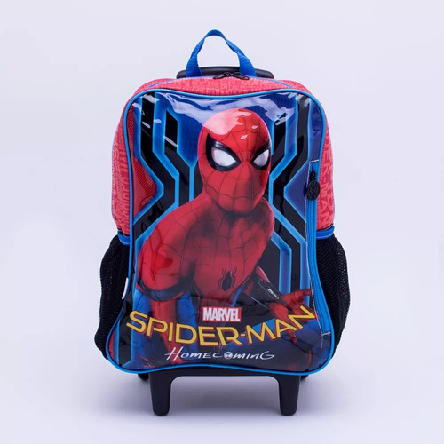 mochilete spider man / homem aranha g 65055