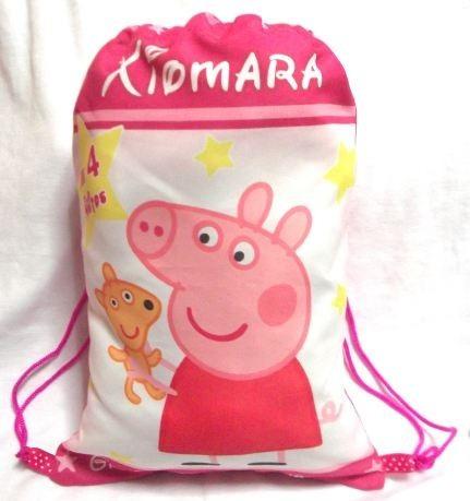 mochilitas bolsitos sorpresa cumpleaños - acabado remallado