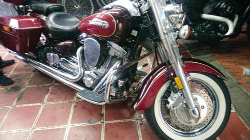 mocicleta yamaha2000 roadstar