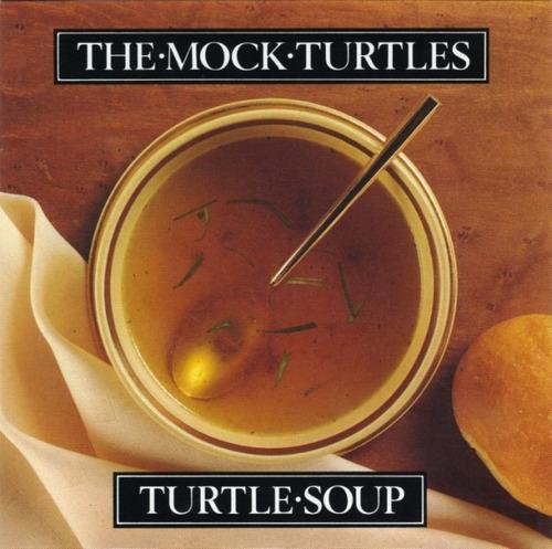 mock turtles- turtle soup-cd raro original importado