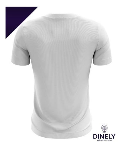 mockup coreldraw camisa básica gola redonda