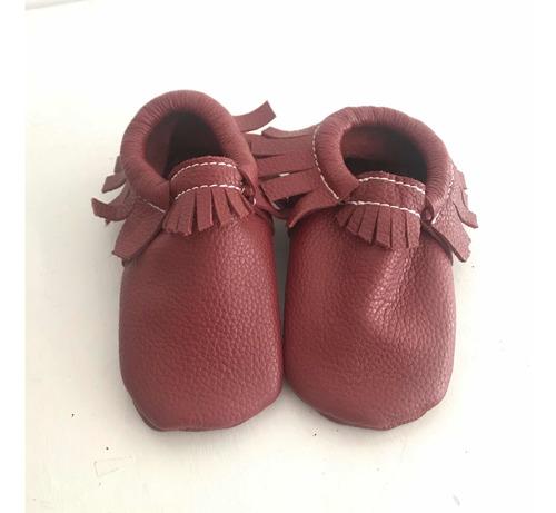 mocs mocasines bebé blanditos