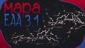 mod mapa eaa para euro truck versão 1.22