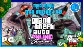 Mod Menu Gta Online Pc - Original [100%]