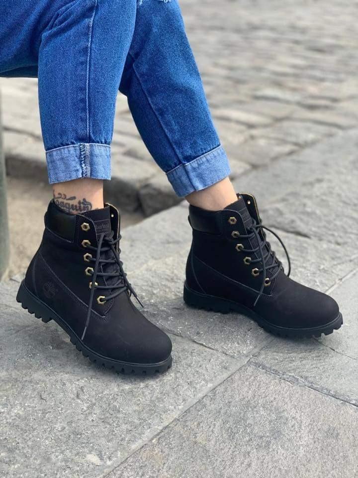 Llega a tu destino a la última moda con botas Timberland