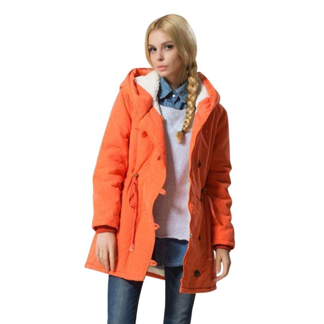 3dcfbe8a8c6 Moda Abrigo De Invierno Liraly Warm Womens Plus Size Jack... -   186.999 en  Mercado Libre