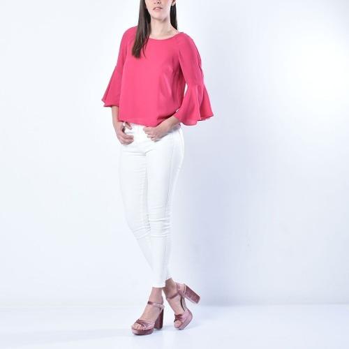 moda - blusa 880909142  basement  talla m para muj s959